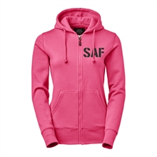 SWEDISH ARMED FORCES HOODIE DAM CERISE